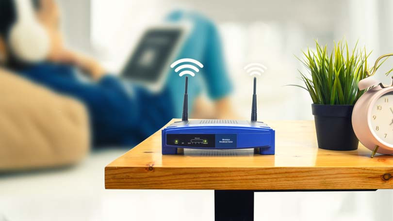 What is the best location for your router?
